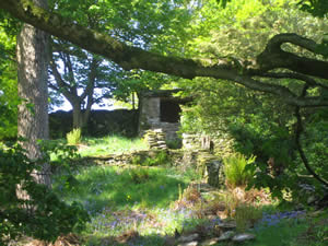 William Wordsworth Summer House in Spring